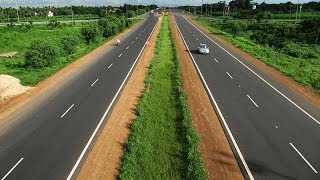 NH4 National Highway No.4 Golden Quadrilateral Super Expressway Mumbai Banglore road