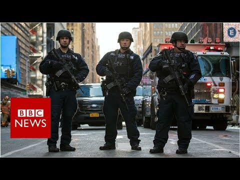 New York explosion: How events unfolded – BBC News