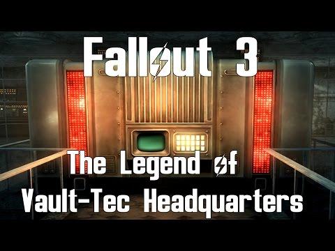 Fallout 3- The Legend of Vault-Tec Headquarters