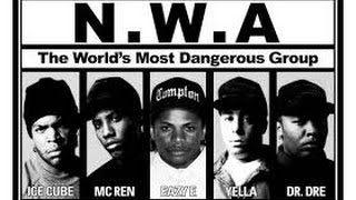 N.W.A. - Straight Outta Compton [Lyrics]