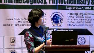 Ying Zhang | Hebei Medical University | China | Pharmacognosy 2014 | OMICS International