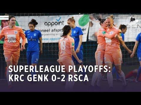 Superleague Playoffs: KRC Genk 0-2 RSCA