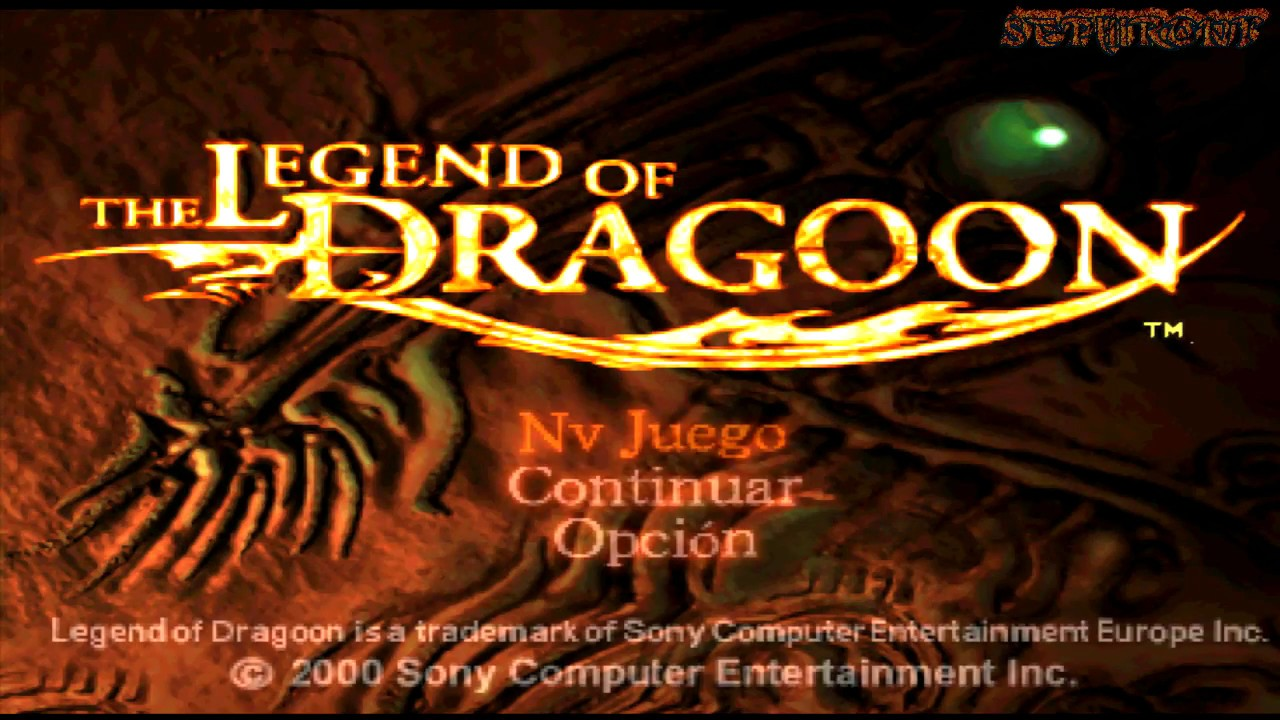 legend of dragoon - all 4 discs (iso) (usa)