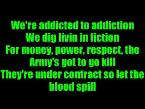 Rehab Graffiti The World (Lyrics)