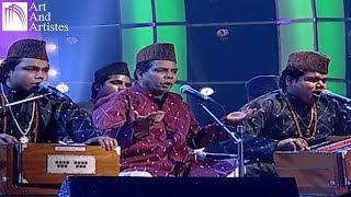 Mohe Apne Hi Rang Me Niyazi Brothers Qawwali Indian Music Art And Artistes