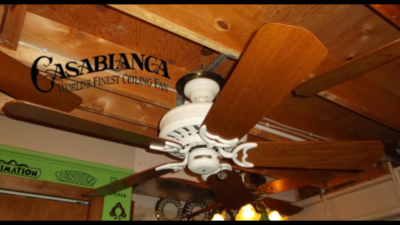 Casablanca Concentra Ceiling Fan
