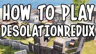 ARMA3 : How to play Desolation Redux - Chernarus