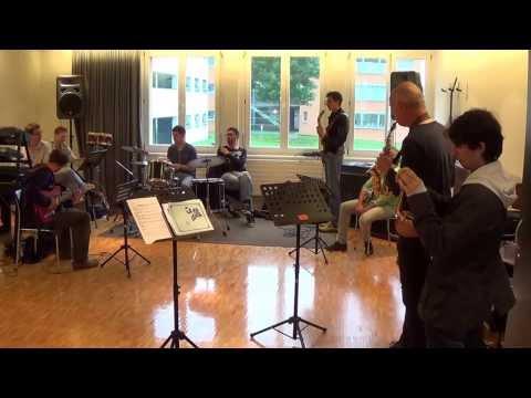Peter Madsen´s Dornbirn Jazz Seminar - Chameleon
