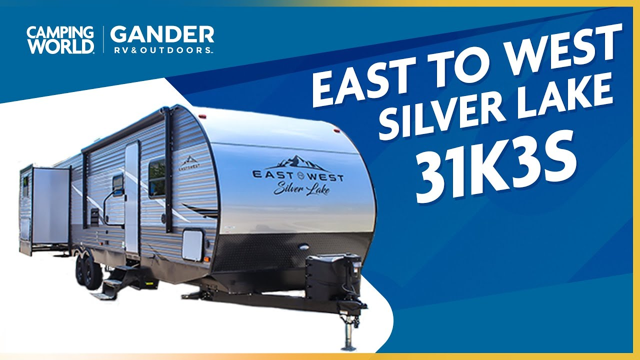 East to West Silver Lake 31K3S | Travel Trailer - RV Review: Camping World