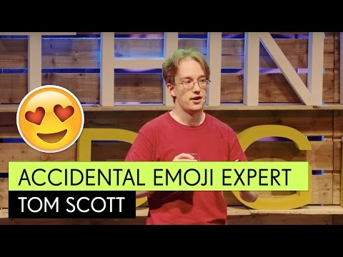 Tom Scott: Accidental Emoji Expert