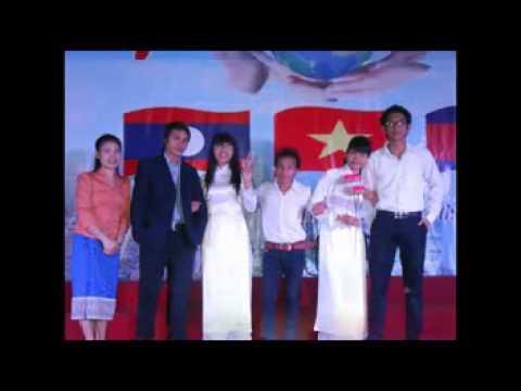 Tình Hữu Nghị Việt Nam - Lào (người hát Saykham)