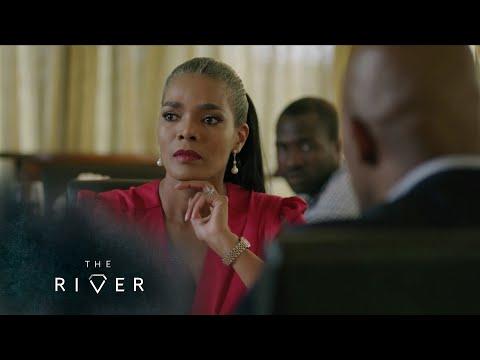 Zweli makes an unannounced appearance – The River | 1Magic
