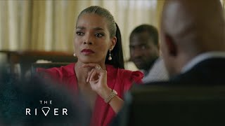 Zweli makes an unannounced appearance – The River | 1Magic