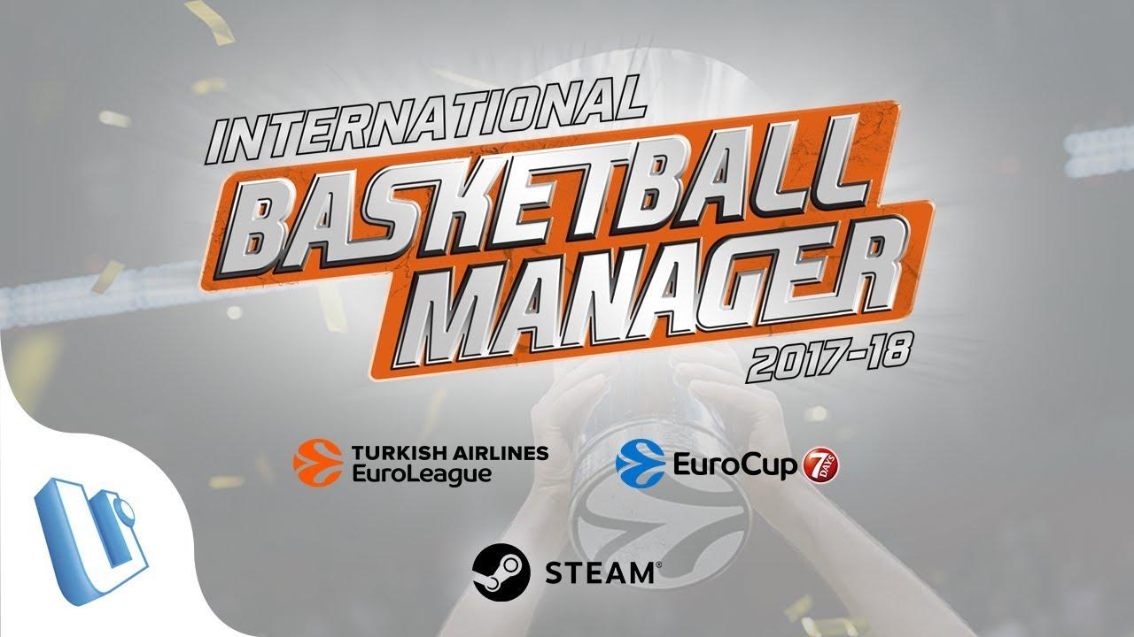 International Basketball Manager Featuring Euroleague Basketball