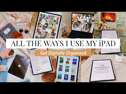 Best Productivity Apps for iPad (PRO) 2021