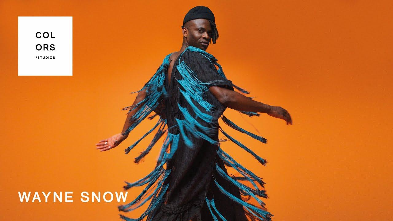 Download WAYNE SNOW - Figurine   A COLORS SHOW