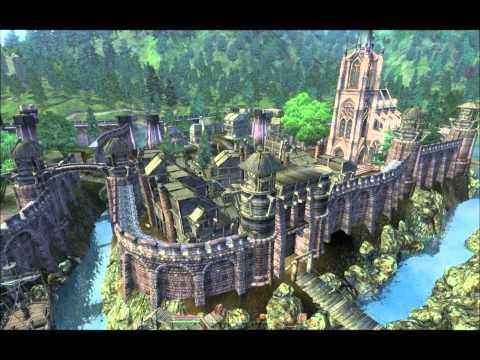 The Elder Scrolls - Oblivion - Town Music