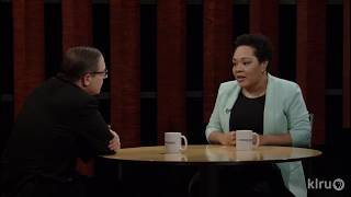 Yamiche Alcindor on her unconventional workday