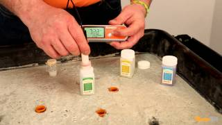 Using the Rapid RH® Digital pH Meter