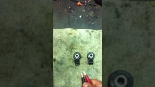 видео Ошибка датчика детонации. Решение проблемы