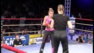 SB 10 : Cyrielle Girodias vs Michelle Weeda