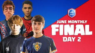 Clash Royale League 2021   June Monthly Final   Day 2