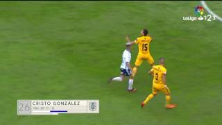 Resumen de CD Tenerife vs UCAM Murcia (2-1)