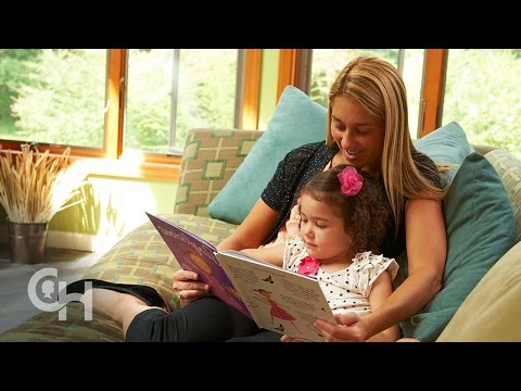 Reading with Your Young Toddler: Tips from Reach Out and Read
