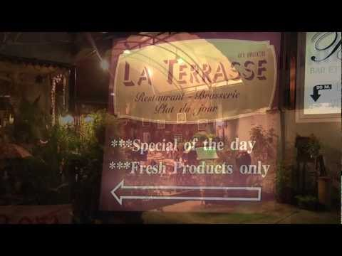 La Terrasse  Restaurant- Brasserie  Chiang Mai