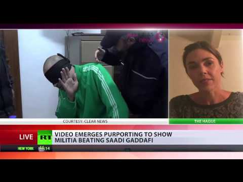 Melinda Taylor, Saadi Gaddafi's lawyer, talks to RT International