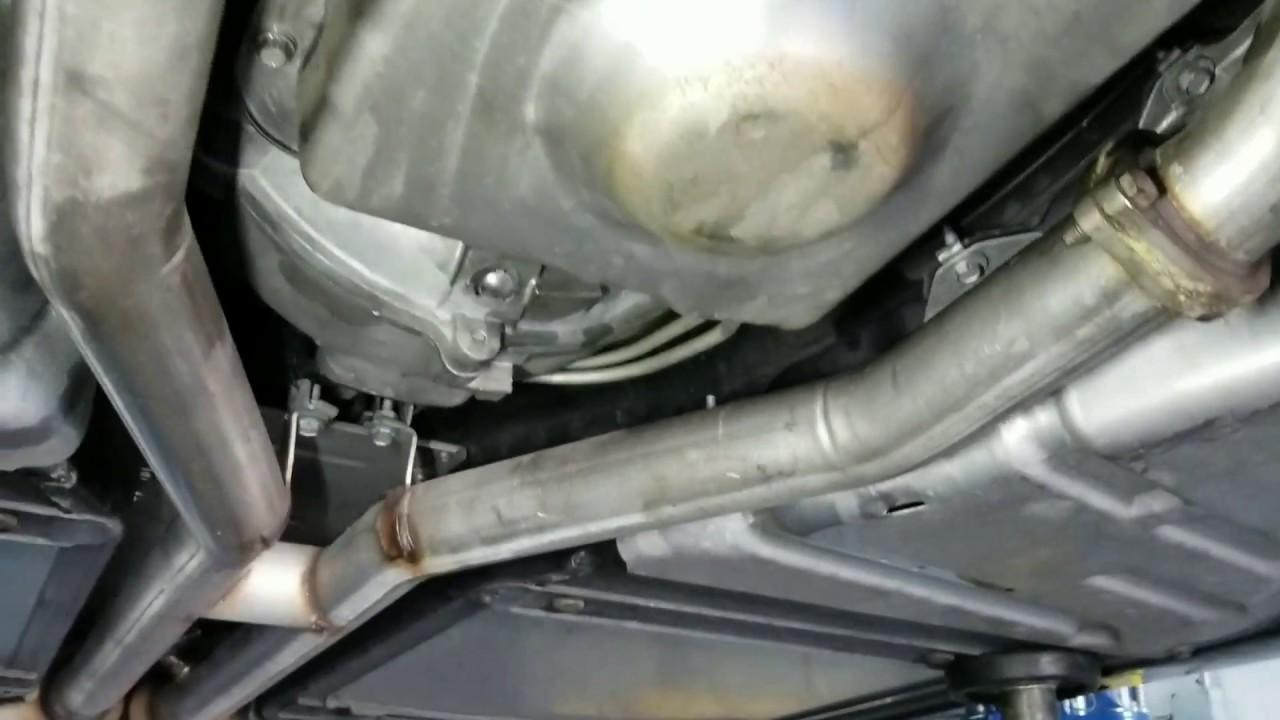 c5 corvette automatic transmission fluid fill hole location
