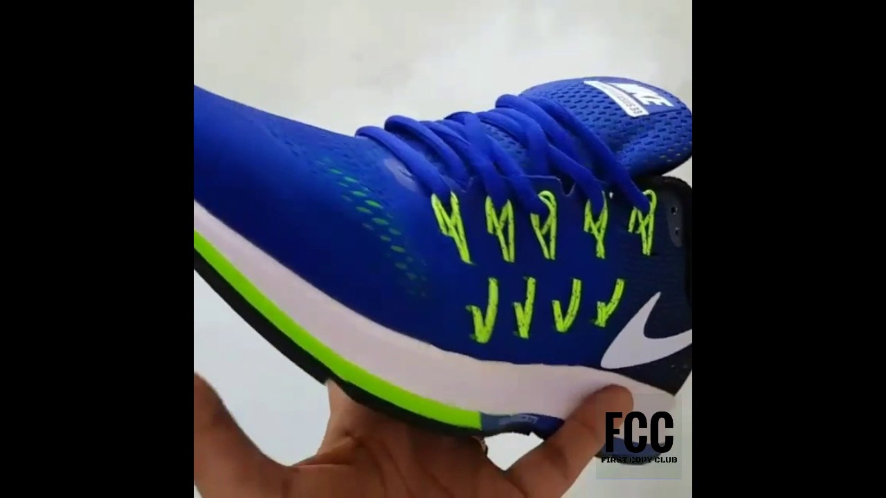 385277dabe1d2 Best place to buy Nike Zoom Pegasus 33 Blue in insta - YouTube