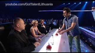 Lietuvos Talentai 2014 m. Super finalas | Anton Lavrentjev