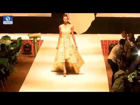 EN:  Yemi Alade Debuts Fashion Collection At African Fashion Week Nigeria '16