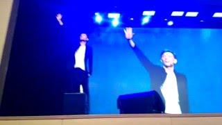 Только это Павел Воля разрешил снимать на концерте!