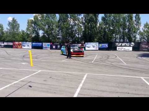 Inter Expo Center - Tuning Show 2013 - Drift Show (Part 1)
