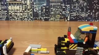Лего техника