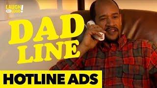 Dad Line | Hotline Ad Series | LOL Network thumbnail