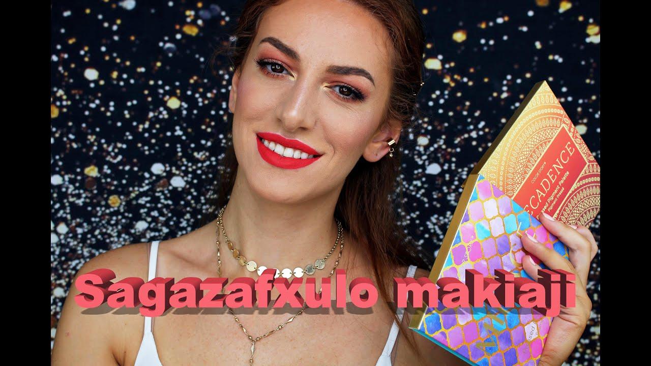 საგაზაფხულო მაკიაჟი / Nanka Rusalka