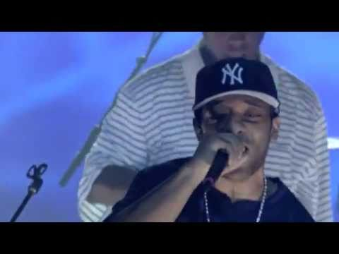 The Roots & Mobb Deep - Burn & Shook Ones (LIVE)