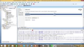 ADF - How to setting connection pool size with default domain in weblogic