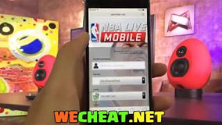 NBA Live Mobile Hack - How to get FREE Coins and Cash [Android & iOS]