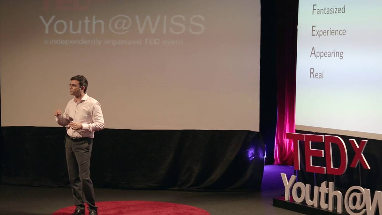 Why we need to live with purpose | Danny Khursigara | TEDxYouth@WISS