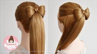 Peinados faciles para nina