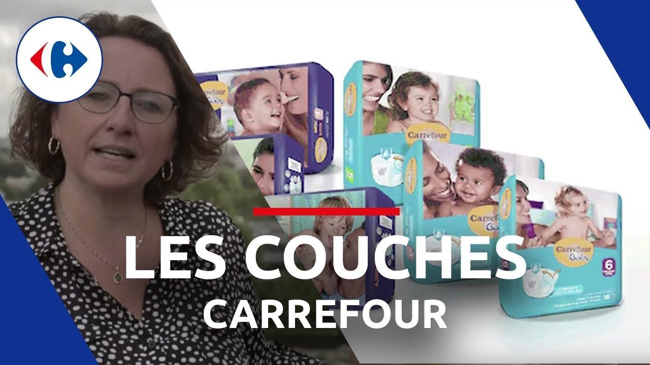 La Qualite Des Couches Carrefour Le Laboratoire Eurofins Ats Vous En Parle
