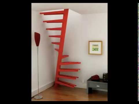 Stairs for little areas