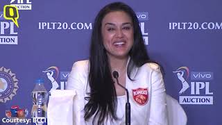 Zaheer, Preity and Kaif Discuss Their IPL Teams' Big Buys at IPL Auction 2021 | The Quint