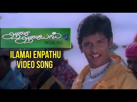 Aasai Aasaiyai Tamil Movie | Ilamai Enpathu Video Song | Jiiva | Sharmelee | Mani Sharma
