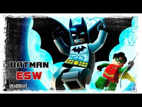 Смотреть прохождение игры EPIC STREAM WEEK   MAY 2020   Day 3: Lego Batman   VlaD BlaT