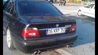 BMW 5.28İ EXHAUST HEADERS ( 35 KRT 35 )